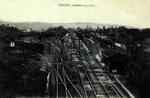 Chagny - Intérieur de la Gare