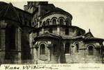Paray-le-Monial - Abside de la Basilique