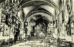 Paray-le-Monial - Intérieur de la Chapelle de la Visitation