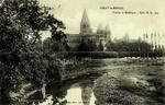 Paray-le-Monial - Vue de la Basilique