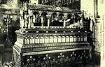 Paray-le-Monial - Châsse de la Bienheureuse Marguerite-Marie