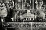 Paray-le-Monial - Intérieur de la Chapelle du monastère de la Visitation