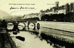Besançon - Les Quais et le Pont de Battant