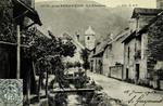 Beure - près Besançon - Le Clocher