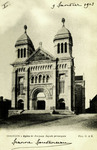 Besançon - Eglise St. Ferjeux, façade principale