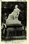 Besançon - Statue de Victor Hugo
