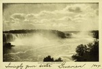 Niagara Falls – General View from Canada