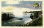 Canada – Ontario Province – Niagara Falls – Front View Horseshoe Falls