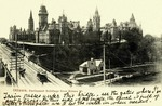 Ottawa – Parliament Buildings from Rideau St.
