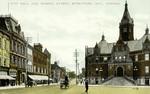 Stratford – City Hall and Downie Street