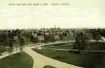 Toronto – Birds-eye view from Queen's Park