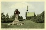 Canada – Nova Scotia Province – Grand-Pré – The Herbin Memorial and Old Church