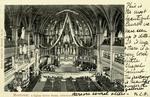 Montreal – L'Eglise Notre Dame, Intérieur