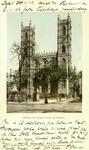 Canada – Quebéc Province – Montréal – Church of Notre-Dame