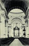 Canada – Quebéc Province – Montréal – Interior of St. James Cathedral