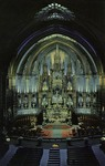 Montreal – Interior View of Notre-Dame Church