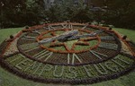 Montreal – Beautiful Floral Clock Westmount Park