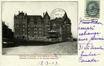 Quebec – Château Frontenac from Dufferin Terrace