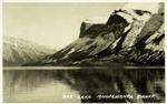 Alberta Province – Lake Minnewanka Banff