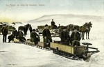 Dawson – Ice Motor on Way to Dawson, Yukon.