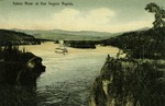 Yukon Territory – Yukon River at five fingers Rapids