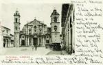 Cuba – Catedral, Habana