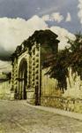 Guatemala – Main Gate of the Convent of San Francisco