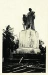 Panama –  Statue of Columbus