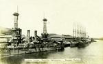Panama – Balboa Docks, Pacific Entrance, Panama Canal
