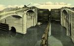 Panama – West Chamber of Pedro Micuel Lock