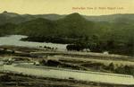 Panama – Bird's-Eye View of Pedro Miguel Lock