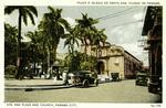 Panama – Sta. Ana Plaza and Church, Panama City