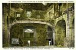 Panama – Famous flat arch, ruins of St. Domingo Church, Panama City
