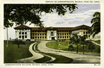 Panama – Administration Building, Balboa, Canal Zone