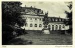 Fulda – Orangerie mit Flora 1730