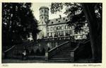 Fulda – Partie aus dem Schlossgarten