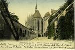 Altenburg – Hinterer Eingang zum Schloss