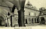 Monte Cassino – Chiostro detto del Priore
