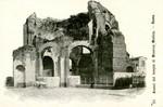 Italy – Rome – Avanzi del Tempio di Minerva Medica