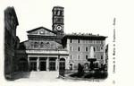 Italy – Rome – Chiesa di Santa Maria in Trastevere