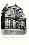 Italy – Rome – Chiesa del Gesù