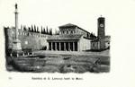 Italy – Rome – Basilica di San Lorenzo fuori le Mura