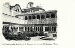 Italy – Rome – Chiostro della Basilica di Saint Giovanni in Laterano (XII Secolo)