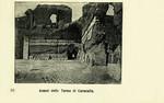Italy – Rome – Avanzi delle Terme di Caracalla
