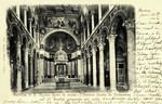 Italy – Rome – Basilica di Sant'Agnese fuori le Mura – L'Interno (Eretta da Costantino nel IV Secolo)