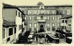 Italy – Castel Gandolfo – Palazzo Pontificio