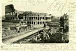 Italy – Rome – Anfiteatro Flavio o Colosseo