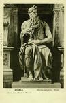Italy – Rome – Chiesa di San Pietro in Vincoli – Mosè di Michelangelo