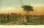 Italy – Rome – Avanzi dell'Acquedotto di Claudio