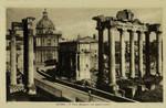 Rome – Il Foro Romano coi nuovi scavi